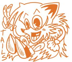 Oh my... this is Tails by MidoriKappa