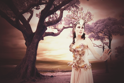 Sharon Den Adel 2014 by wtfan