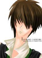 Leonard Ladelure by whitememo