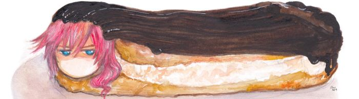 Draw me like one of your French pastries by maiji