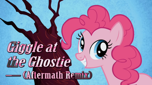 Ponymania Halloween - Giggle At The Ghostie by Calenita