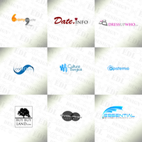 Logo pack 2oo9 by EDL-Design 2 by EDLdesign