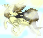 Sunshine on Feathers by KyuremGirl