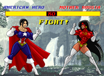 Elseworlds Kombat! by johnnyharadrim