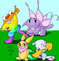 Neopets by purplelemon
