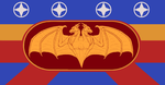 Draconid Imperium FLag - New Version by Spacer176