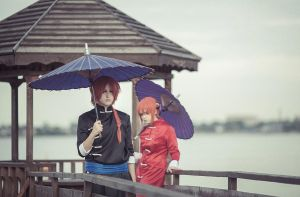 Gintama: Yato - Only looking ahead by Kiri-Theme