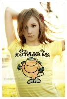 Little Miss Scatterbrain. by sa-photographs
