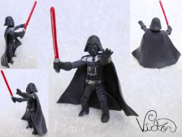 Darth Vader by VictorCustomizer