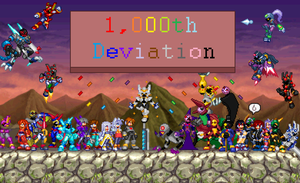 1,000th Deviation by Dictator-Heartless