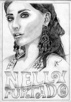 Nelly Furtado by dillys