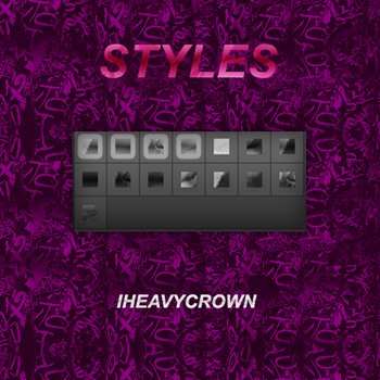 StylesiHeavyCrown by iHeavyCrown