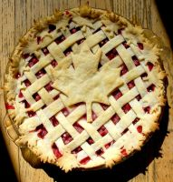 Canada Day Pie by Mocking-jay