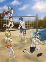 Summer Contest: Target Practice by TeamHeartGold