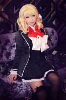 Do you want more baby? - Diabolik lovers by MonicaWos