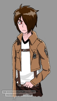 Ty (Attack on Titan) by The-Doodle-Ninja