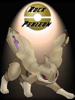 Pebleon by Pokemon-Lanino