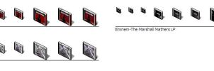 Eminem CD Icons XP by splat