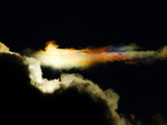 Cloud iridescence -7- by IoannisCleary