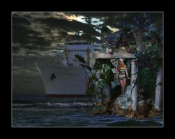 Waiting for my sailor by Creativeness