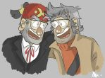 Stan Twins by RatTheRipper