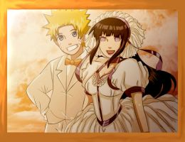 Naruhina just married by Nishi06