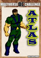 Atlas card by hulkdaddyg