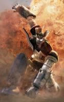 Mazinger by GAMERAS