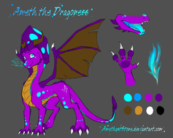 New Ameth Ref by Amethyndria