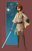 Star Jedi by K-Zlovetch
