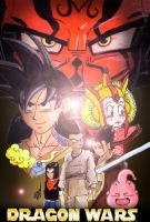DRAGON WARS MOVIE POSTE by light-sabe-r