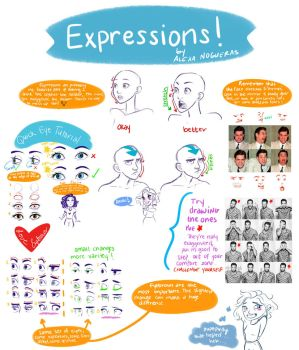 Expressions tutorial by annogueras