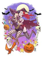 Halloween 2012 by KarlaDiazC