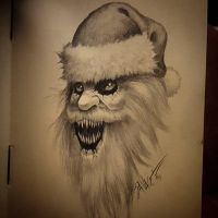 Santa Claus by SavageSinister
