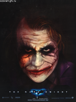 joker by colorart-gfx