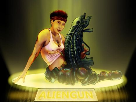 Aliengun by MN-Zealot