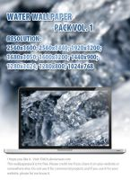 Water Wallpaperpack Vol. 1 by F3rk3S