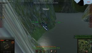 World of Tanks 'victory on air at 133km/h ' by Cippman