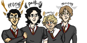 The Marauders by yournewlodger