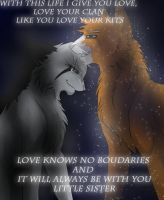 Always With You by RiverSpirit456