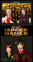 AVA: AU - Hunger Games by Porygoon