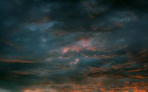 Clouds of Sunset by nemesis158