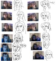 face practice by inner-etch