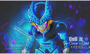Cell jr by Jeremias2596Centu