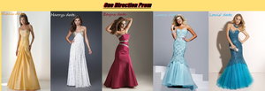 One Direction Prom by OneDirectionsMofo