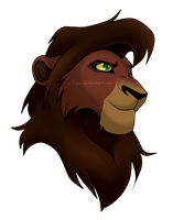 TLK: Adult Kovu by La-Feya