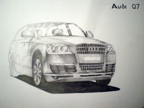 Audi Q7 by leArchitecte