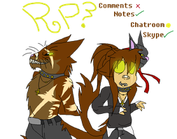 .: Devil's Creek - RP with a Werecat? :. by TheFallingpiano