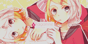 Rin Kagamine by Togame-chan