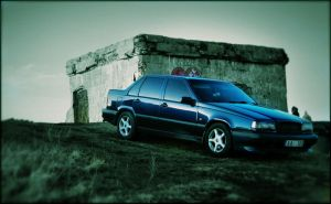 My Volvo 850 by CultOfR